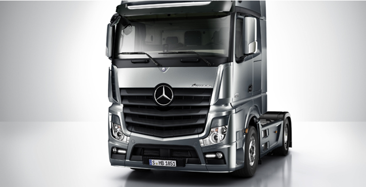 Mercedes Euro 5 vrachtwagens getuned via OBD 14-01-2014