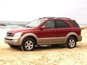 Sorento 2002-2005